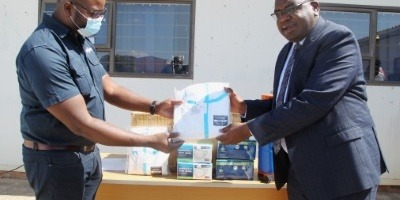 Handover of Material