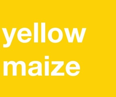 Yellow Maize Sign