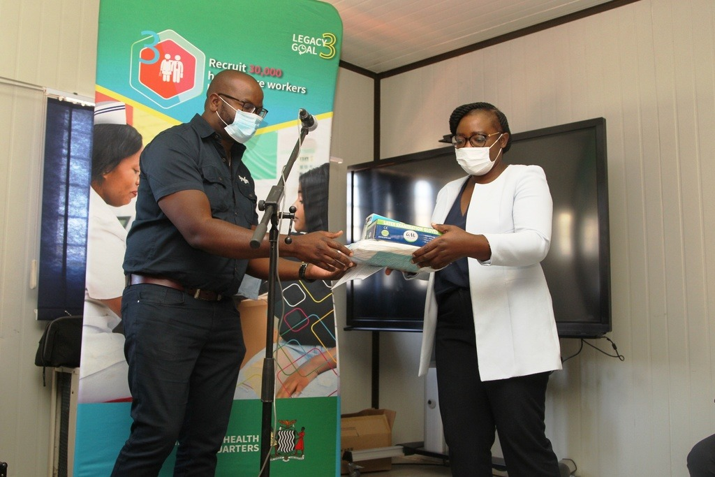 Ministry of Health Handover